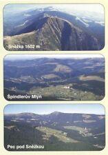 AK Riesengebirge - ungelaufen -
