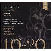 Decades, A Century Of Song, Vol. 1: 1810-1820 (2016)