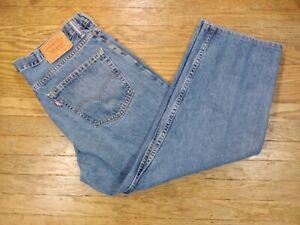 Levi's 550 Men's Jeans, Size 34x25