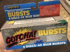 Gotcha Bursts Paintball Discs Yellow 6 Discs 42 Bursts x1 box