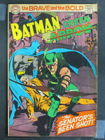 Brave And The Bold #85 Green Arrow