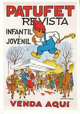 Carte publicitaire  Revista Infantil Jovenil Patufet