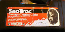 "Peerless~SNOTRAC ~Traction Cables~0102655~13"" 14"" 15""  Wheels~Brand New"