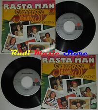 LP 45 7'' SARAGOSSA BAND Rasta man Destiny germany ARIOLA 100 326-100 cd mc dvd