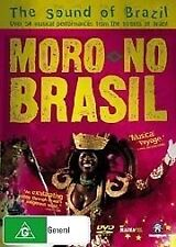 Moro No Brasil (DVD, 2005) The Sound Of Brazil   - Brand New Sealed