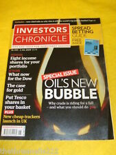 INVESTORS CHRONICLE - THE CASE FOR GOLD - JUNE 26 2009