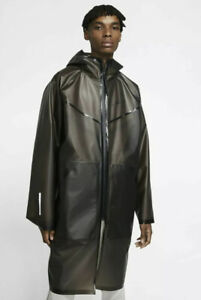 Nike Tech Pack Windrunner Waterproof Jacket  (Black) Size Large- BNWT