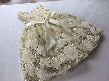 Gorgeous Ivory Cinderella dress, age 3 years. bargain 1p starting bid