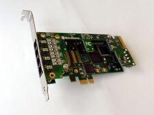 Sangoma A20005E 10 FXO analog card - PCIe