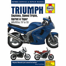 Triumph Motorcycle Manuals and Literature