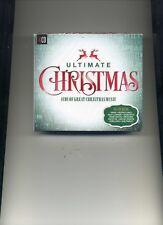 ULTIMATE CHRISTMAS - ROY ORBISON DORIS DAY PERRY COMO ELVIS - 4 CDS - NEW!!
