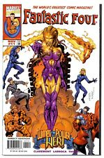 FANTASTIC FOUR v3 #11(11/98)1:HER AS AYESHA(GUARDIANS OF THE GALAXY)CGC IT(9.8)1