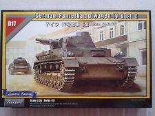 Tristar 35017 German Panzerkampfwagen IV Ausf C 1:35 Neu & eingetütet