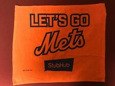 """Let'S Go Mets"" Rally Towel Sga 4/9/17 by Stubhub"