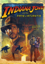 Indiana Jones and the Fate of Atlantis Region Free PC KEY (Steam)