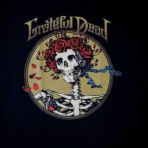 FREE SAME DAY SHIPPING New Classic GRATEFUL DEAD Jerry Garcia Bertha Shirt LARGE
