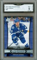 GMA 9 Mint TYLER JOHNSON 2013/14 Upper Deck Overtime ROOKIE Card TAMPA!