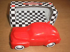 VOLVO PV 444 RED TOY CAR - HOT CLASSICS -GENUINE VOLVO DEALER PROMOTIONAL ITEM