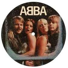 Vinyles singles pop ABBA