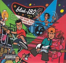 BLINK 182 - THE MARK TOM AND TRAVIS SHOW CD ~ LIVE PUNK ROCK *NEW*
