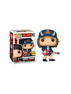 En stock le 05/02/21 Funko POP! AC/DC n°91 Angus Young (Chase)