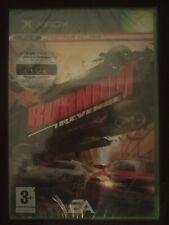Burnout Revenge sur Xbox Microsoft NEUF SOUS BLISTER