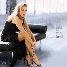 DIANA KRALL - THE LOOK OF LOVE (BACK TO BLACK)  VINYL LP NEUF