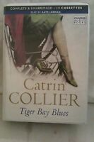 Tiger Bay Blues: Catrin Collier: Unabridged Cassette: Narr Kate Jarman