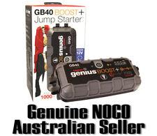 NOCO GB40 GENIUS BOOST 12V Car Ute 4WD Jump Starter Lithium-ion 1000Amp