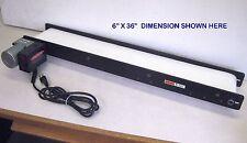 """MINI-MOVER Lite Series Conveyor 12"""" x 3' (39 fpm)"""