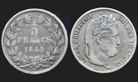 5 FRANCS 1835 M - FRANCE - Louis Philippe (argent / silver) Toulouse
