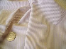 Cotton Candy Stripe shirting-ivory/beige-dress fabric-free