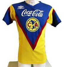 Jersey Aguilas Del America Playera Retro 90'S 100 % Algodon Size M