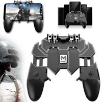 Mobile Game Controller Turnover Button Gamepad for PUBG Joystick IOS /Android