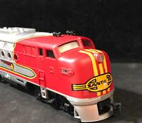 HO Santa Fe Diesel Lot 100% Tested Lot K46