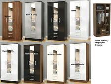 MDF/Chipboard Wardrobes with 3 Doors