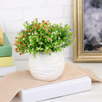 Flower Home Milan Artificial Plant Miniature Cactus Floral Garden Floral Decor