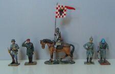 Del Prado European Military Figures - Great War & Later (5)