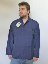 Vintage Button-Front Casual Shirts for Men