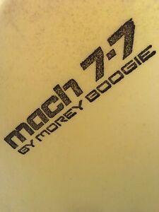 morey boogie mach 7