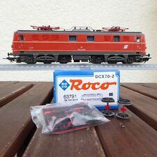 Roco 63791 e-Lok Rh 1010 004-8 ÖBB ep.4/5 DCC digital con Digital-acoplamientos, embalaje original