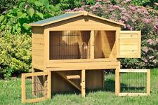 Conigliera pollaio gabbia per conigli polli ,roditori H 102 cm