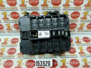 2008-2014 CHEVROLET SUBURBAN INTERIOR FUSE RELAY BLOCK BOX 20813087 OEM