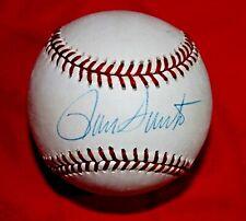 Cubs Ron Santo Signed Baseball With JSA COA