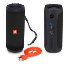 Altavoz Bluetooth portátil JBL Flip 4 embalaje OEM-Negro-Como Nuevo