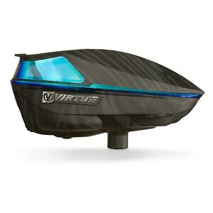Virtue Spire IV Electronic Paintball Loader / Hopper - Graphic Ice