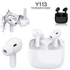 TWS Kopfhörer Bluetooth 5.0 In-Ear Ohrhörer Touch Headset für Samsung iPhone DHL