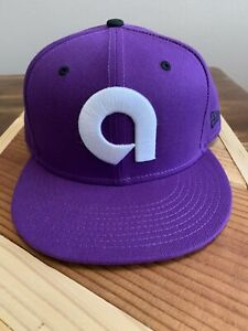 New Era JIMMIE JOHNSON Ally 9FIFTY Snapback Adjustable Hat - Purple