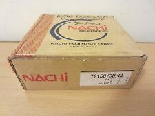 NACHI 7215CYDU GL/P4 SUPER PRECISION BEARINGS / SKF 7215 CD/P4ADGA