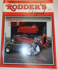 Rodder's Digest Magazine Bill O' Rourke & Son No.12 Spring 1984 010515R